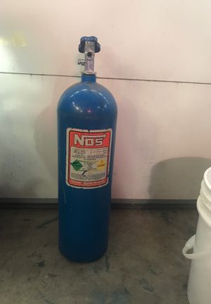 15lb nos tank for Sale in Fontana, CA