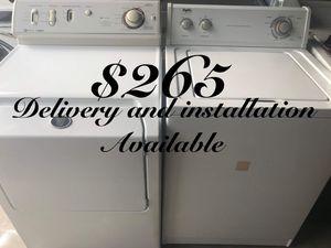 Washer & Dryer Set for Sale in Orlando, FL