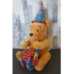 Winnie the pooh plush plushie birthday for Sale in Stockton,  CA