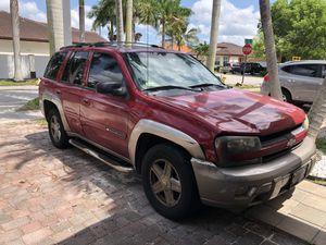2003 Chevy Trail Blazer for Sale in Miami, FL