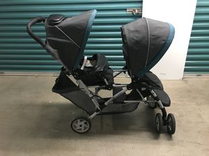 Graco DuoGlide Double Stroller for Sale in Medford, MA
