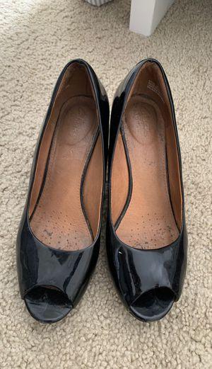 Well Worn Clark's Heels for Sale in Boston, MA