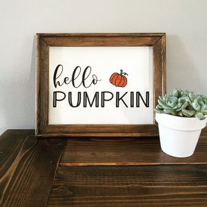 Fall signs for Sale in Richlands, NC