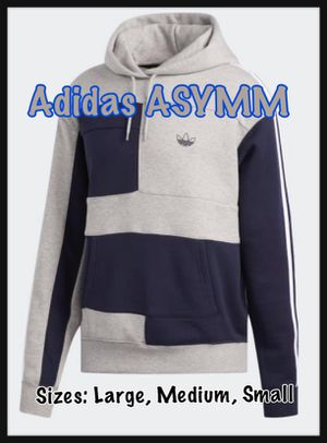Adidas ASYMM Block Hoodie (Sizes Small, Medium, Large) New! for Sale in Los Angeles, CA