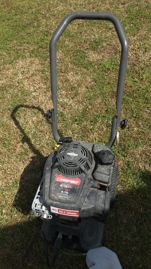 TroyBilt Power Washer for Sale in Cary, NC