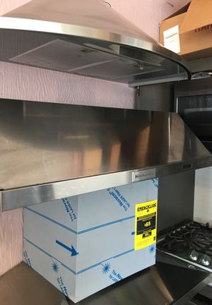 "Kitchen Aid 36"" Range Hood for Sale in La Habra, CA"