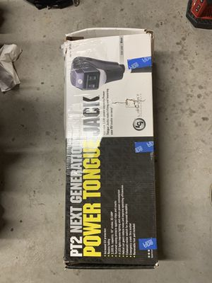 Brand new power jack for trailer for Sale in Stockton, CA