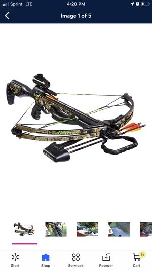 Barnett Sports & Outdoors Jackal Hunting Crossbow Package, Camouflage for Sale in Orlando, FL