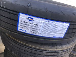 225/70r19.5 tow truck trailer tires for Sale in Glendale, CA