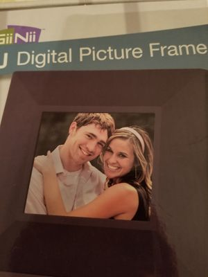 $10.00 - Digital Picture Frame, New/Working - Great Size for Office Desks - At Minimum Price for Sale in Miami, FL