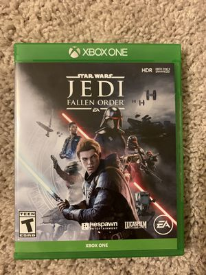 Star Wars Fallen Order Xbox one for Sale in Leland, NC
