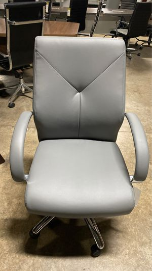 Grey or Black Conference Chair for Sale in Farmers Branch, TX