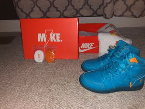 Jordan Gatorade 1 High Size 6 for Sale in West Chicago, IL
