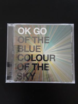 Ok Go of the blue colour of the sky cd 2010 NEW for Sale in Plano, TX