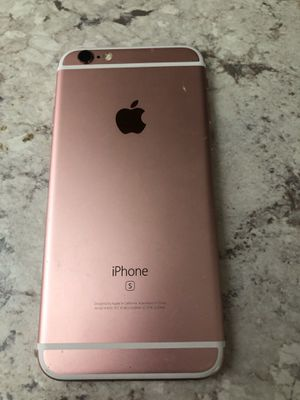 IPhone 6 Rose Gold for Sale in Columbus, OH