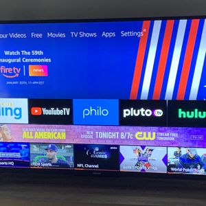 "Toshiba FireTv edition 50"" for Sale in Brookline, MA"