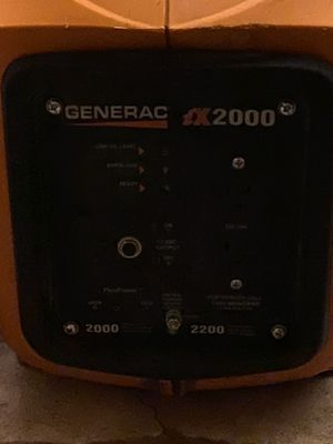 Gas generator for Sale in Salt Lake City, UT