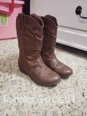 Toddler Girl Size 11 Boots for Sale in Round Rock, TX