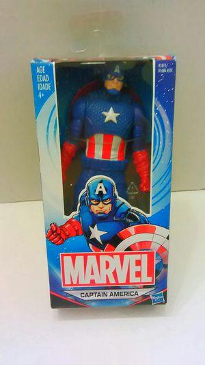 Marvel Captain America Action Figure for Sale in Providence, RI
