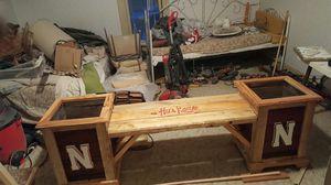 Planter husker bench for Sale in Taylor, NE