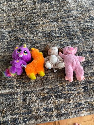 4 Stuffed animals for Sale in Lutherville-Timonium, MD