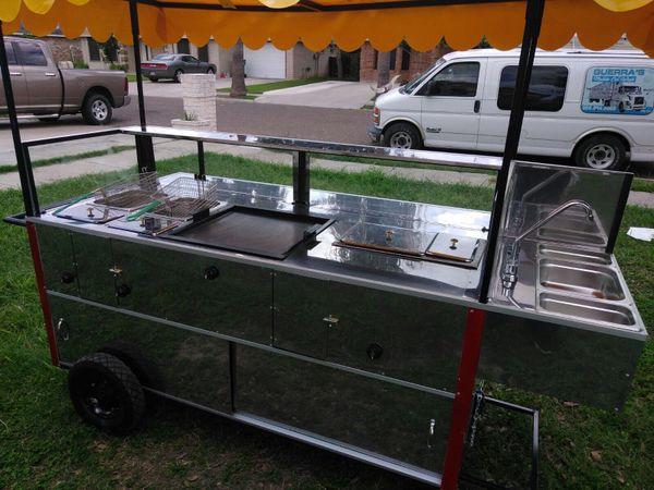 Trailas Para Tacos Nuevas For Sale In Katy Tx Offerup