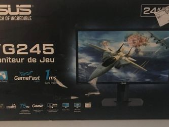 Asus VG245 for Sale in Clermont,  FL