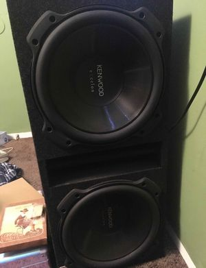 Kenwood Stereo System for Sale in Los Angeles, CA