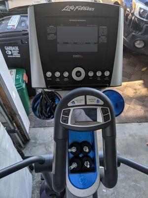 Lifetime Fitness Elliptical X7 for Sale in Seattle, WA