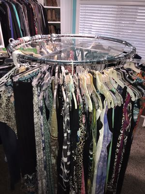 Clothing rack adjustable for Sale in Menifee, CA