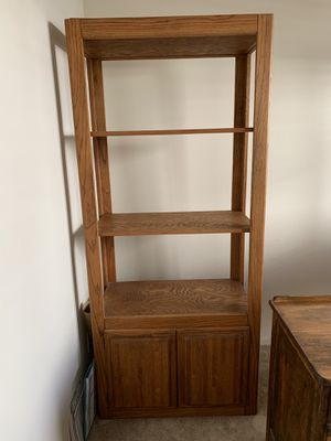 Solid Cabinet with shelves for Sale in Brentwood, CA