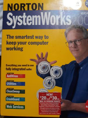 Norton system Works for Sale in Columbus, OH