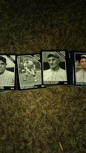 Conlon collector Baseball cards 1905-1940s era for Sale in Kent, WA