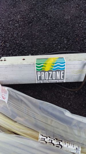 Prozone water purification for hot tub for Sale in Kent, WA