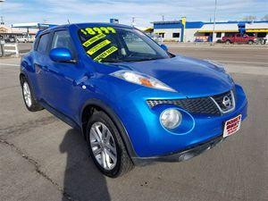 2011 Nissan JUKE SL for Sale in Garden City, ID