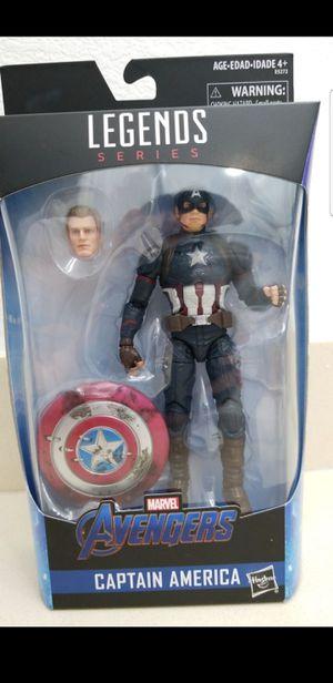 Marvel Legend Captain America Walmart Exclusive for Sale in Henderson, NV