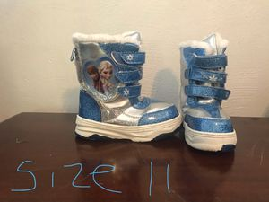 Girl boots for Sale in Monongahela, PA