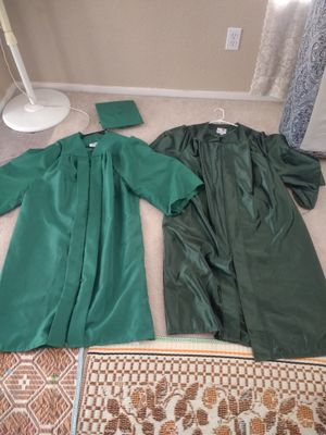 Graduation gowns for Sale in Manteca, CA
