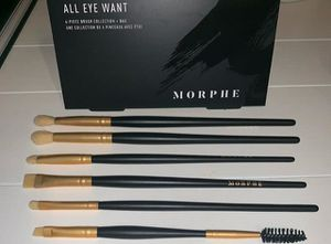 New Morphe all eye want 6 piece eye brush set for Sale in Carrollton, TX