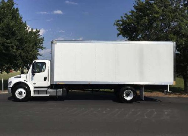 Box truck driver needed
