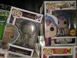 Funko Pop: Stan Lee 07; Dipper Pines 240 for Sale in El Paso, TX