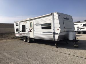 Salem travel trailer 31' for Sale in Calimesa, CA