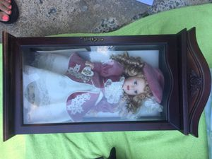 Antique doll for Sale in Taylors, SC
