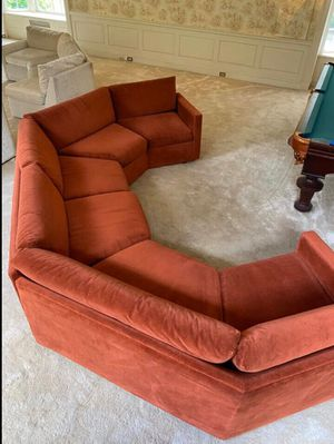 Milo Baughman Semi Circle for Sale in Tampa, FL
