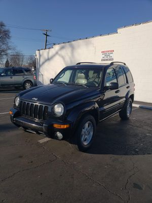 2003 Jeep Liberty Limited SUV for Sale in Clinton Township, MI