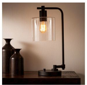 Hudson Industrial Desk Lamp - Threshold™ without lamp shade for Sale in La Mesa, CA