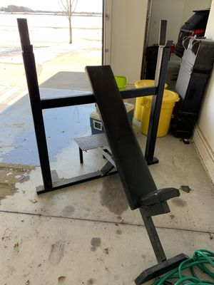Incline Bench for Sale in Clarion, IA
