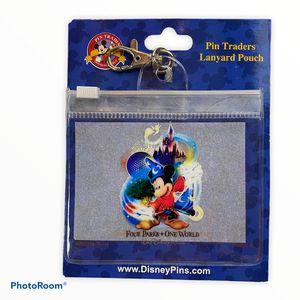 New Walt Disney World Pin Traders Lanyard for Sale in Princeton, NJ