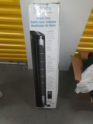 Tower fan. 4 speed. Remote control. Brand new. for Sale in Lynwood, CA