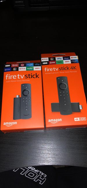 Amazon fire tv stick fully loaded for Sale in Chula Vista, CA